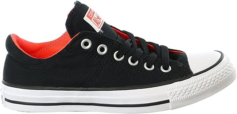 Converse - Chuck Taylor All Star Madison Femme, Noir (Black ...